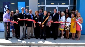 New Location Celebration - C Spire - Ribbon cutting June 10, 2015