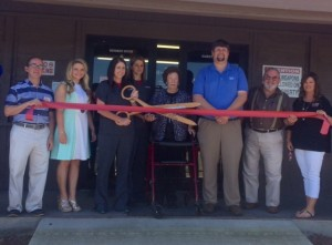 New Business- Columbia Health and Rehab - Ribbon Cutting July 14, 2015