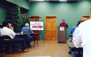 Pud Stringer speaks to MCDP's Catchy Friday.