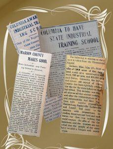 1917 – The Training School